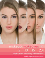 Makeup Makeovers in 5 10 15 20 - book